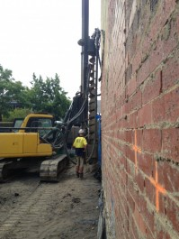 Basement Construction Specialist Piling Services
